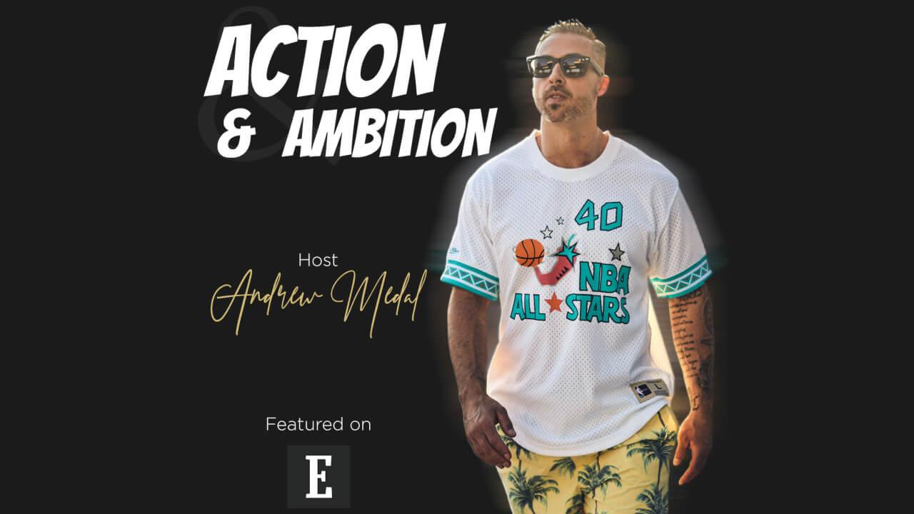 Action & Ambition Logo