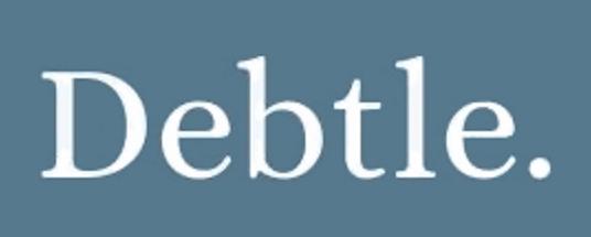 Debtle Logo